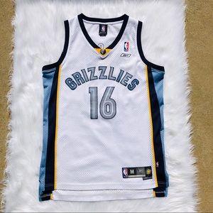 Adidas Memphis Grizzlies Marc Gasol #16 Jersey